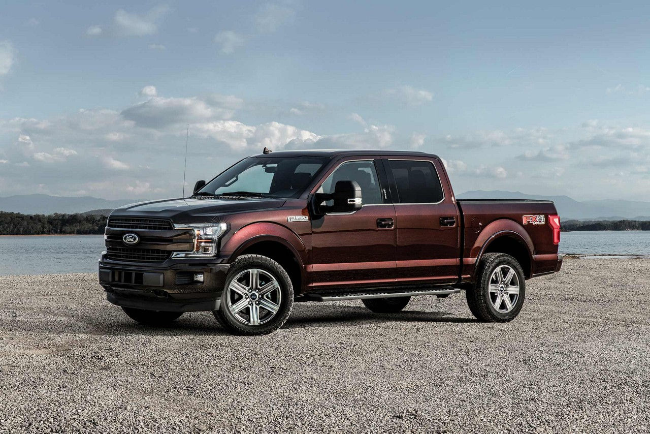 2018 ford f 150 lineup including prices pictures mileage and new features. Black Bedroom Furniture Sets. Home Design Ideas