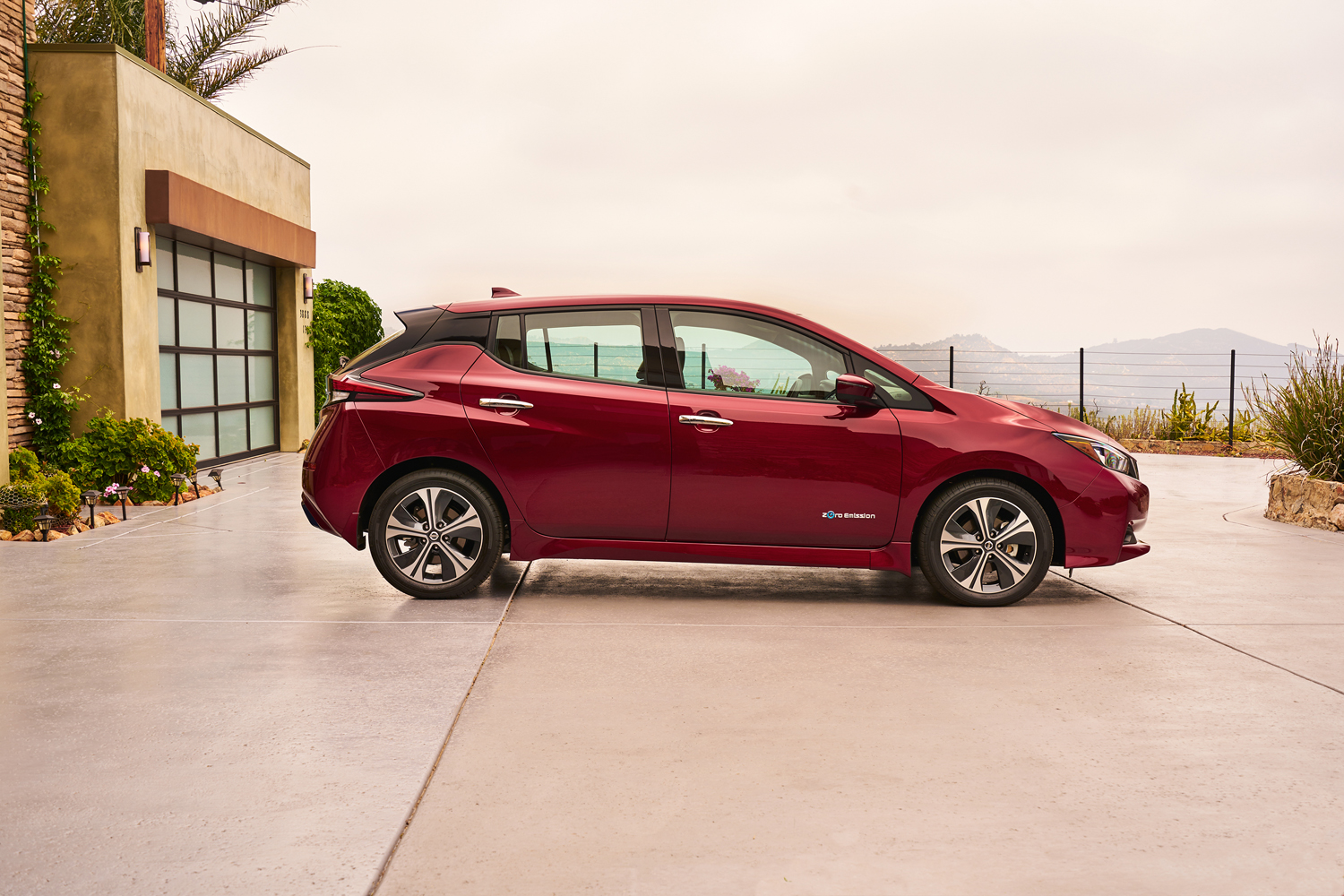 The 2018 Nissan Leaf Will Be The First Car To Join The