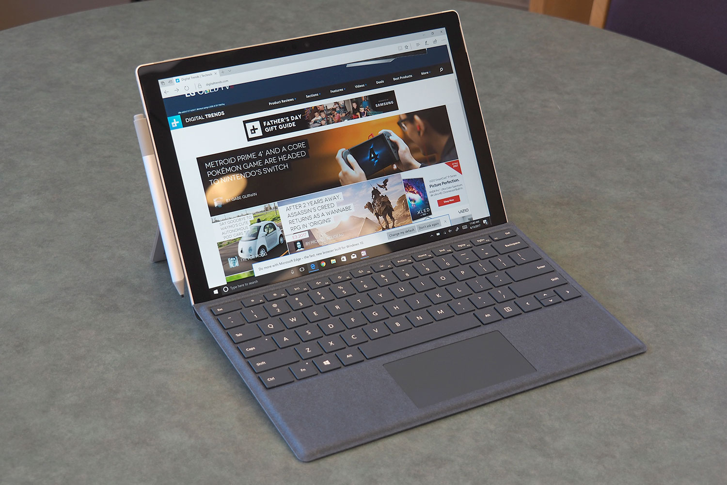 lenovo thinkpad x1 tablet versus the microsoft surface pro