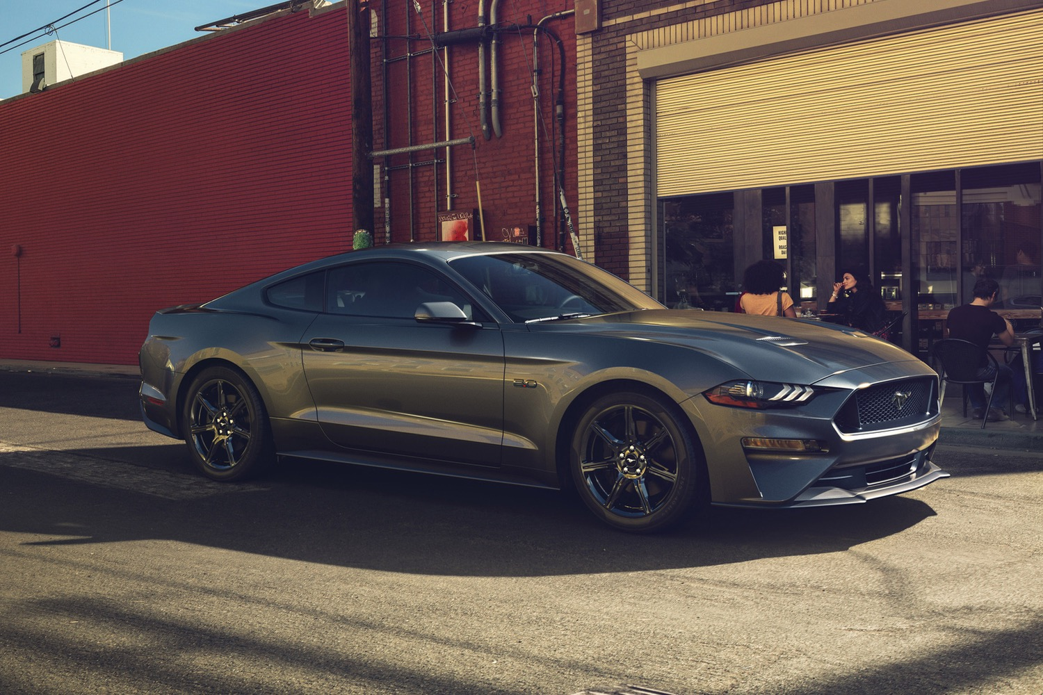Your Neighbors Will Love The Ford 2018 Mustang Thanks To This Exhaust Silencer