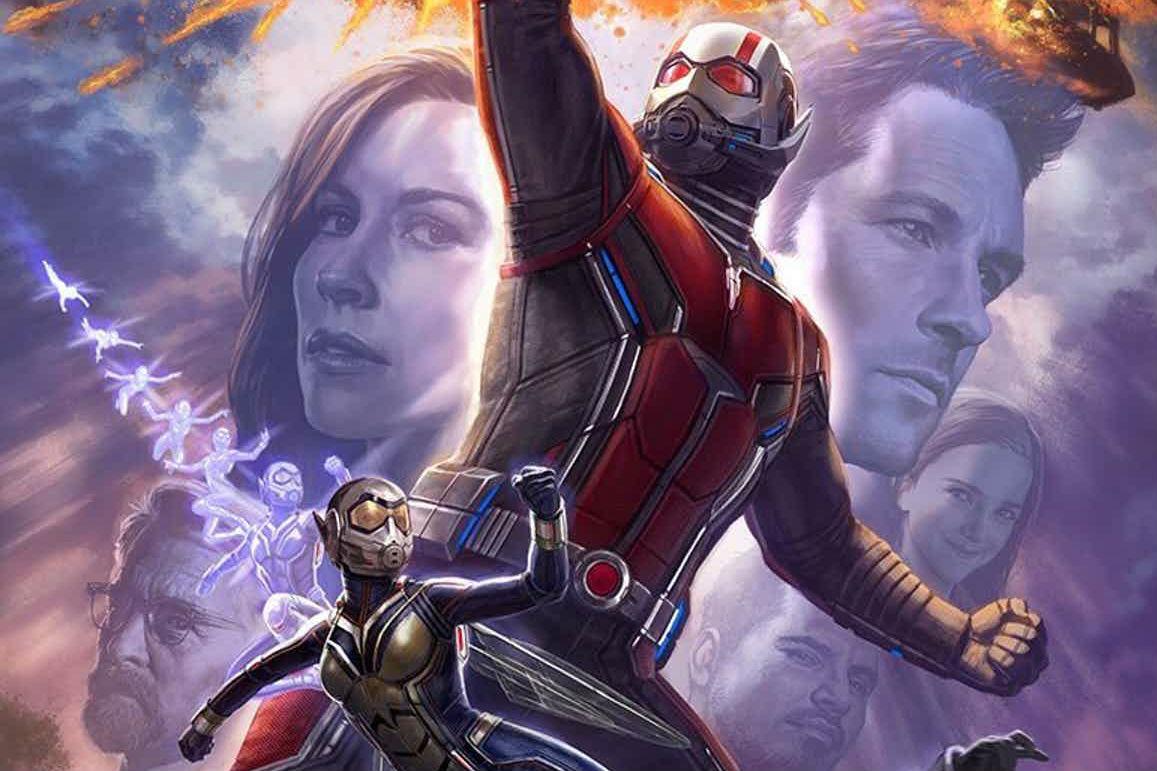Resultado de imagen para Ant Man and The Wasp: