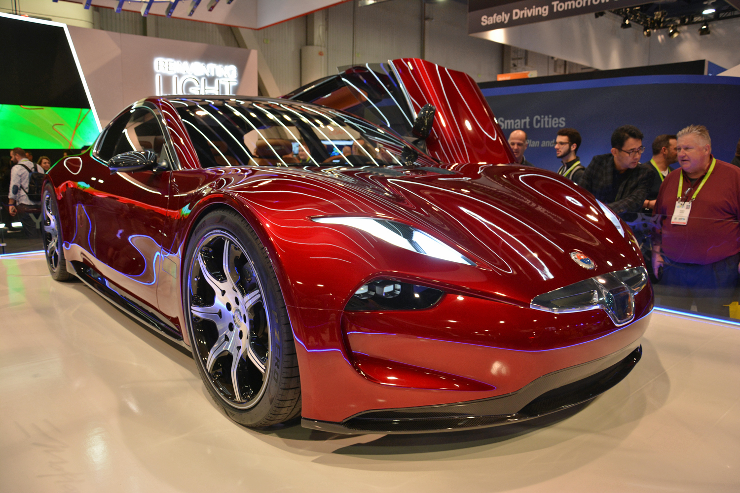 Fisker Promises The Emotion Ev Will Be As Wild To Drive As