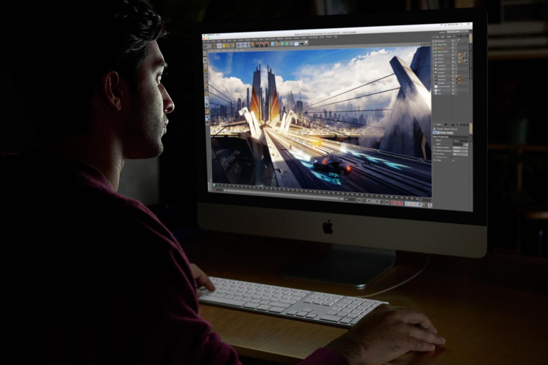 apple imac pro news first reviews say plenty positive digital trends. Black Bedroom Furniture Sets. Home Design Ideas