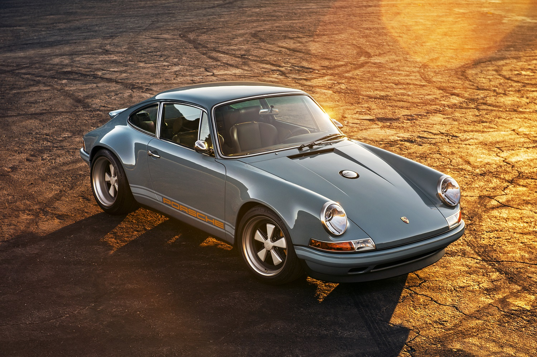 Air Cooled Porsche >> How Singer Is Reinventing Porsche S Air Cooled Flat Six Engine