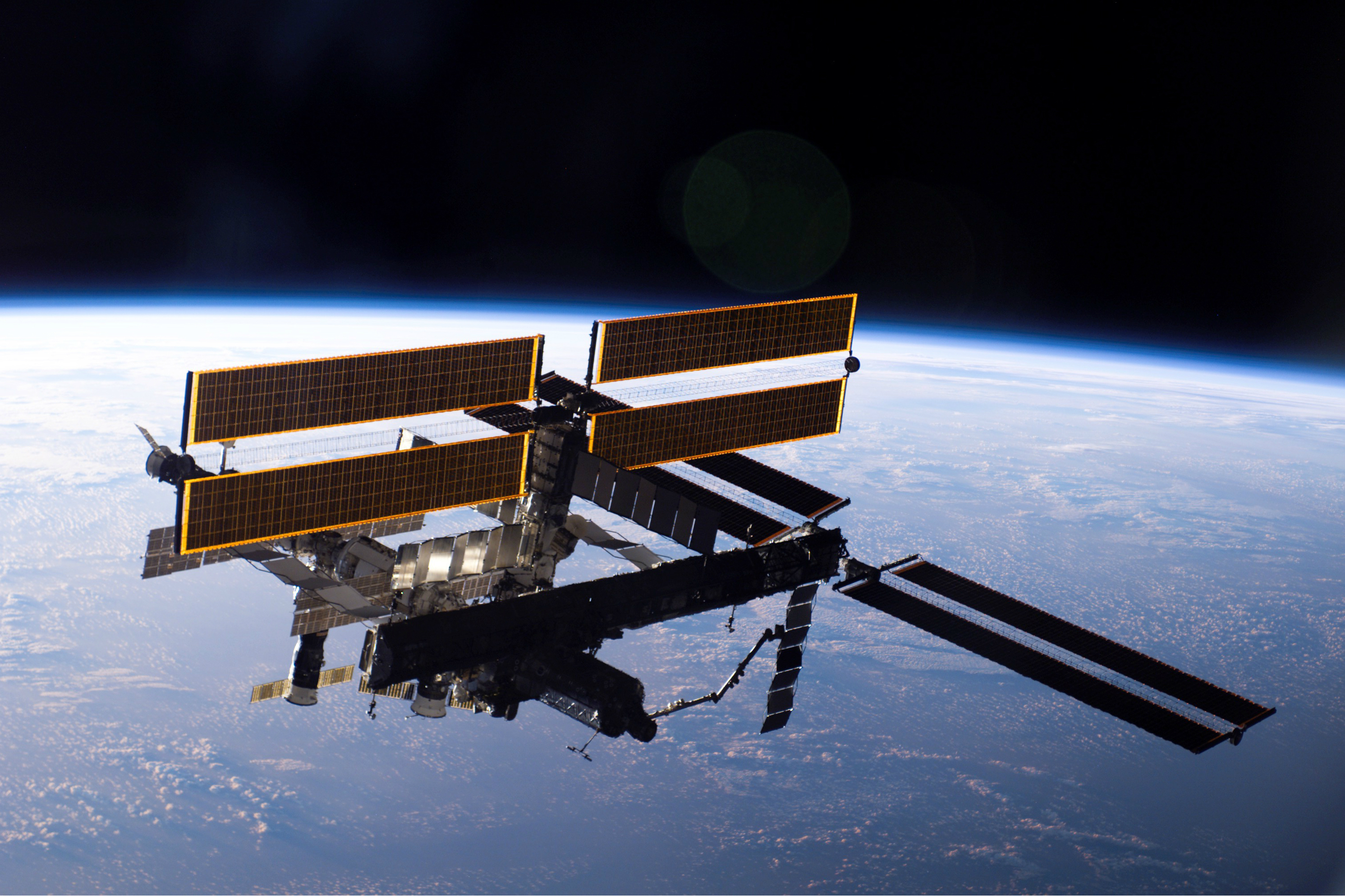 Cosmonauts launch 3D-printed satellite from the ...