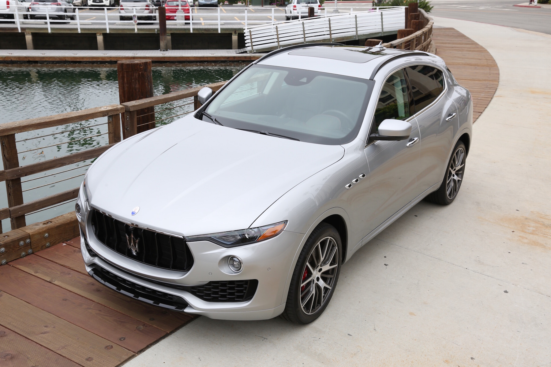 2018 maserati levante gts. wonderful levante everything is better with a ferraribuilt v8 including maseratiu0027s levante  suv to 2018 maserati levante gts
