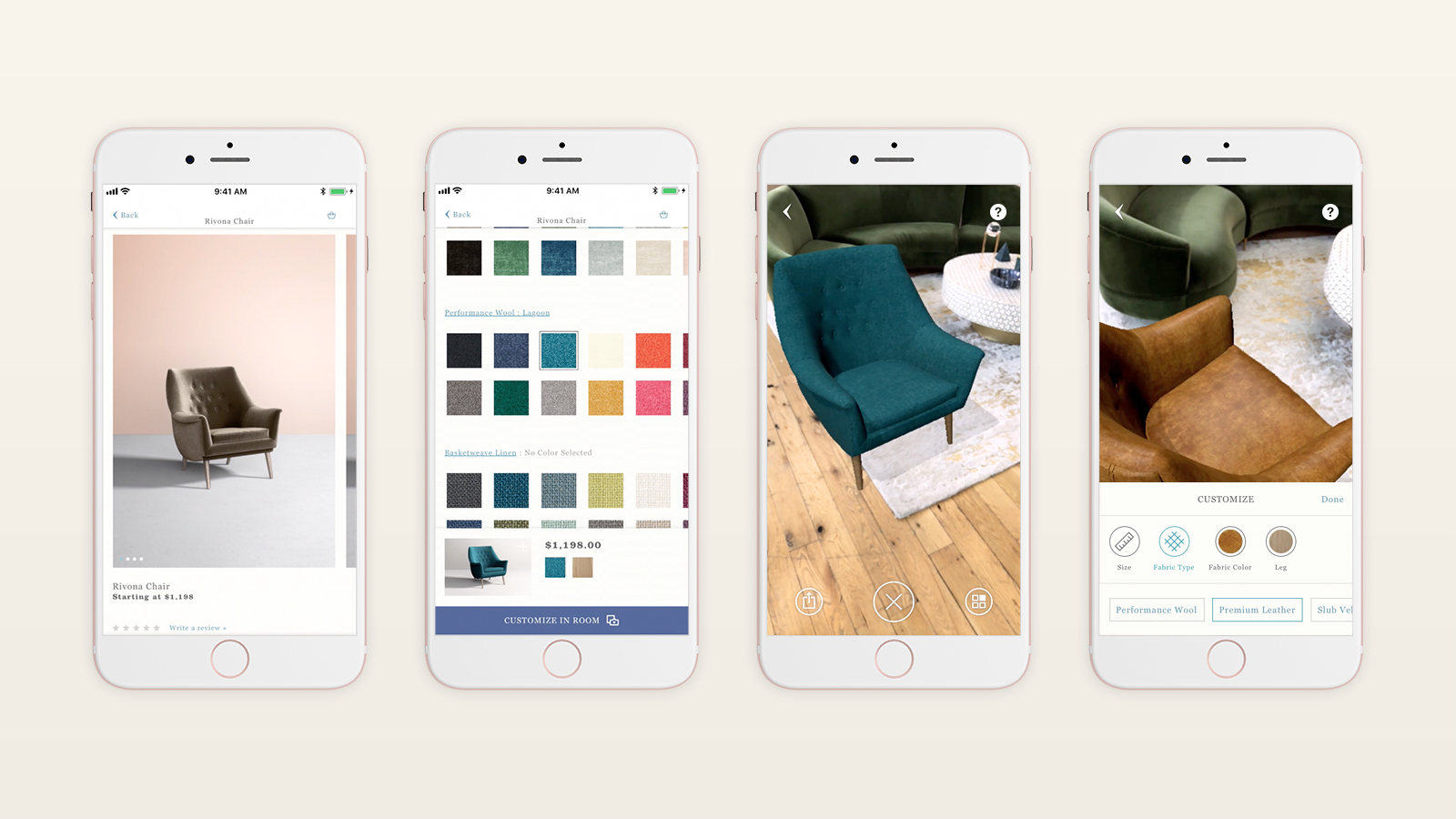 Design Your Living Room anthropologie hands you ar and cgi tools to design your living room