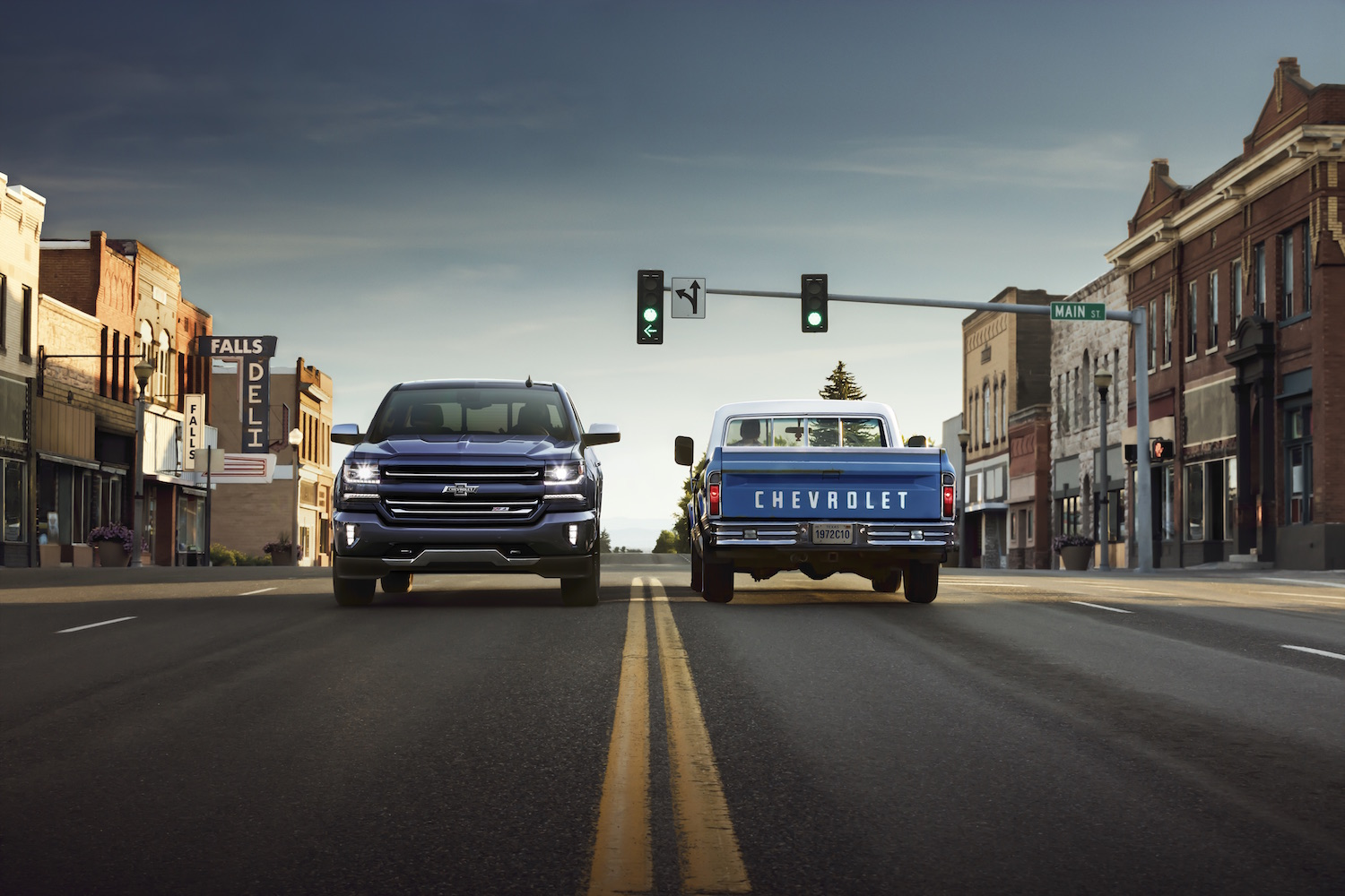 Century Mark Watch The Chevy Pickup Truck Evolve Over The