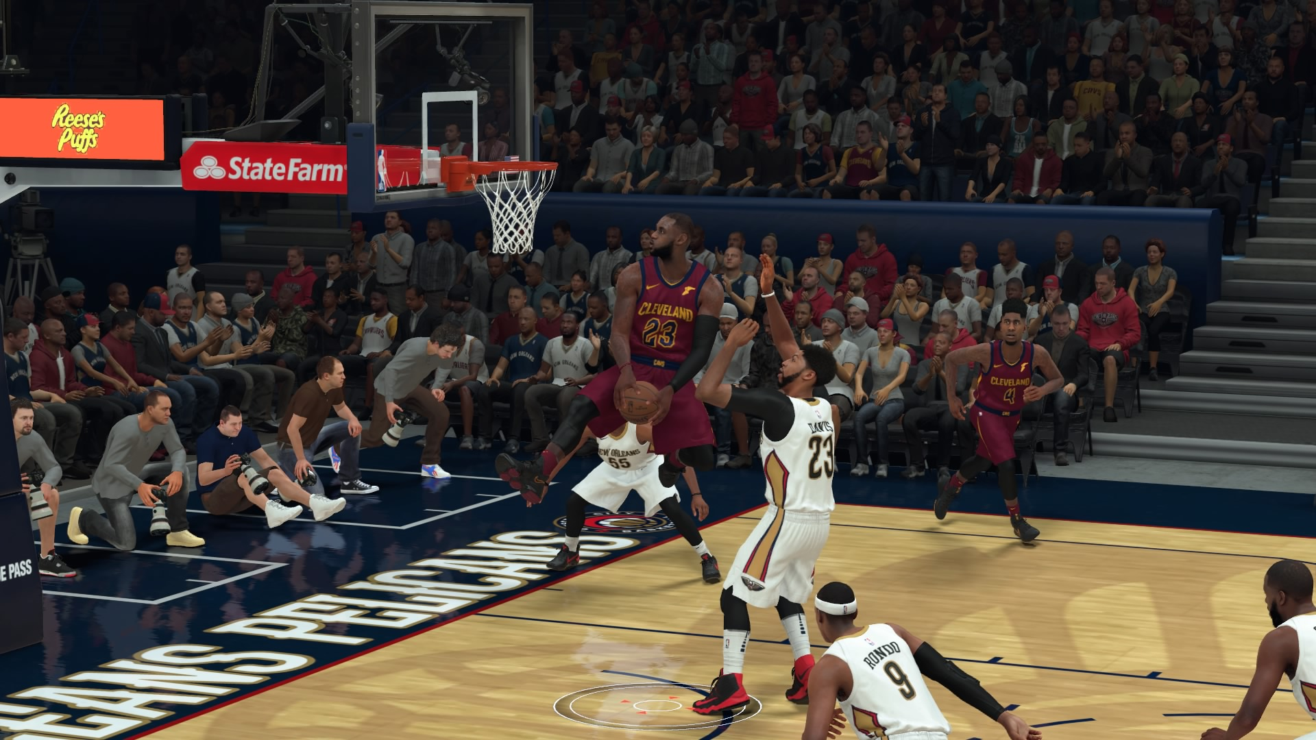 Light Up The Scoreboard With Our Nba 2k18 Offense Guide