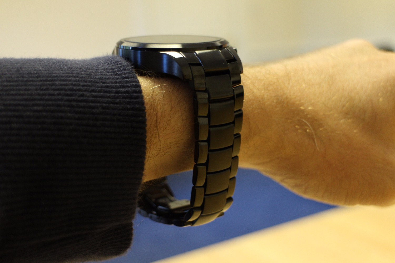 Bracelet watch link removal