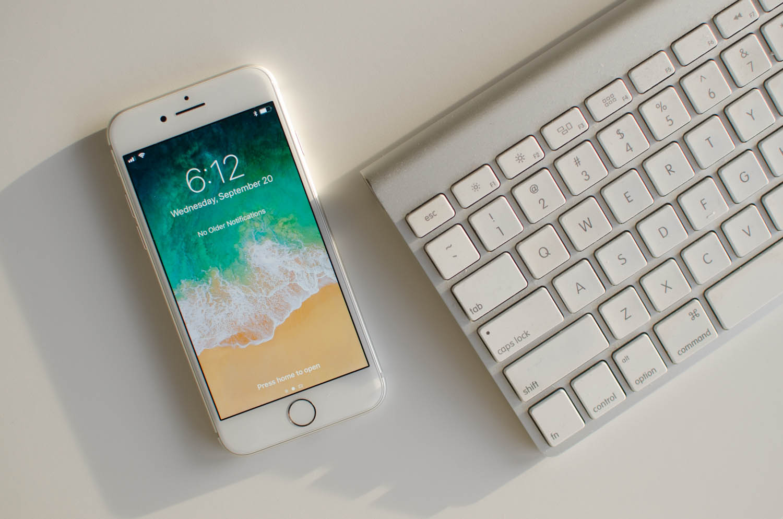 Apple IPhone 8 Keyboard Best Iphone Screen Protectors