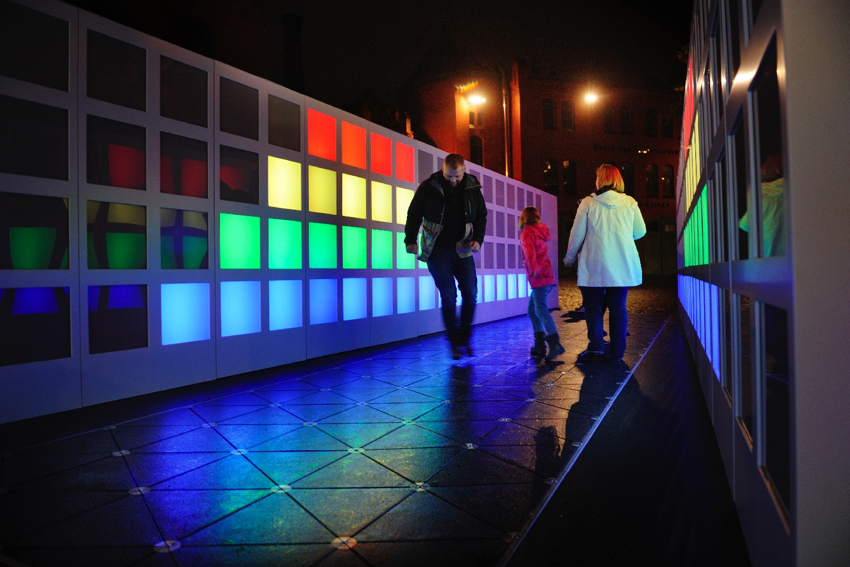 Google Helped Create An Energy Harvesting Walkway That S On Show In Berlin