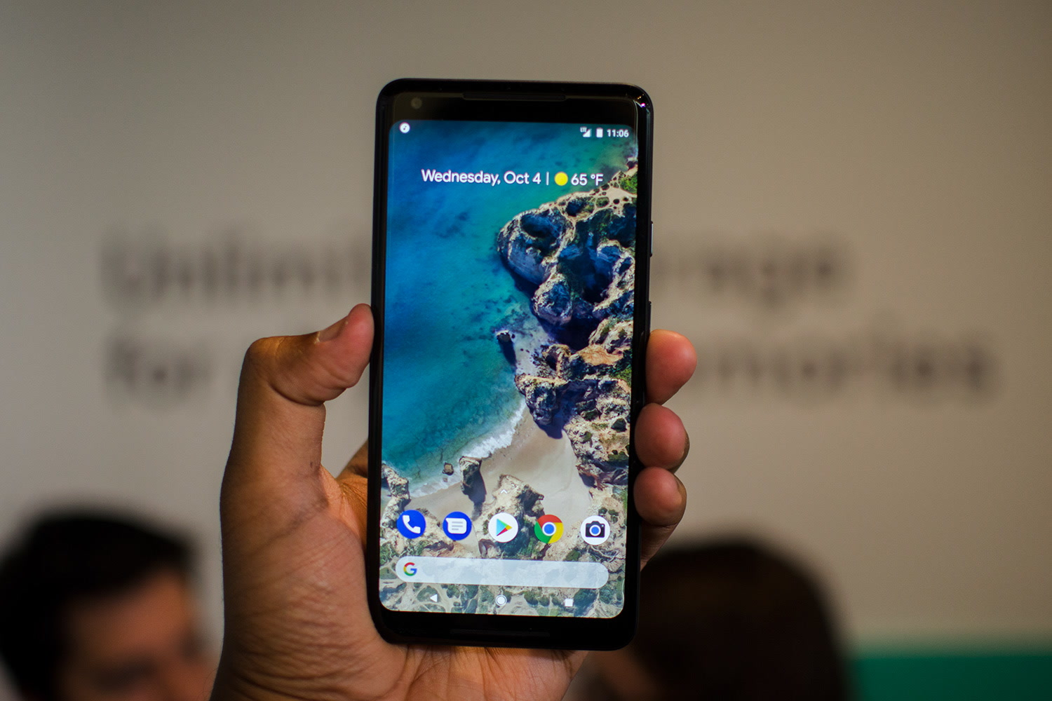 Some Google Pixel 2 Xl Phones Are Shipping Without Android