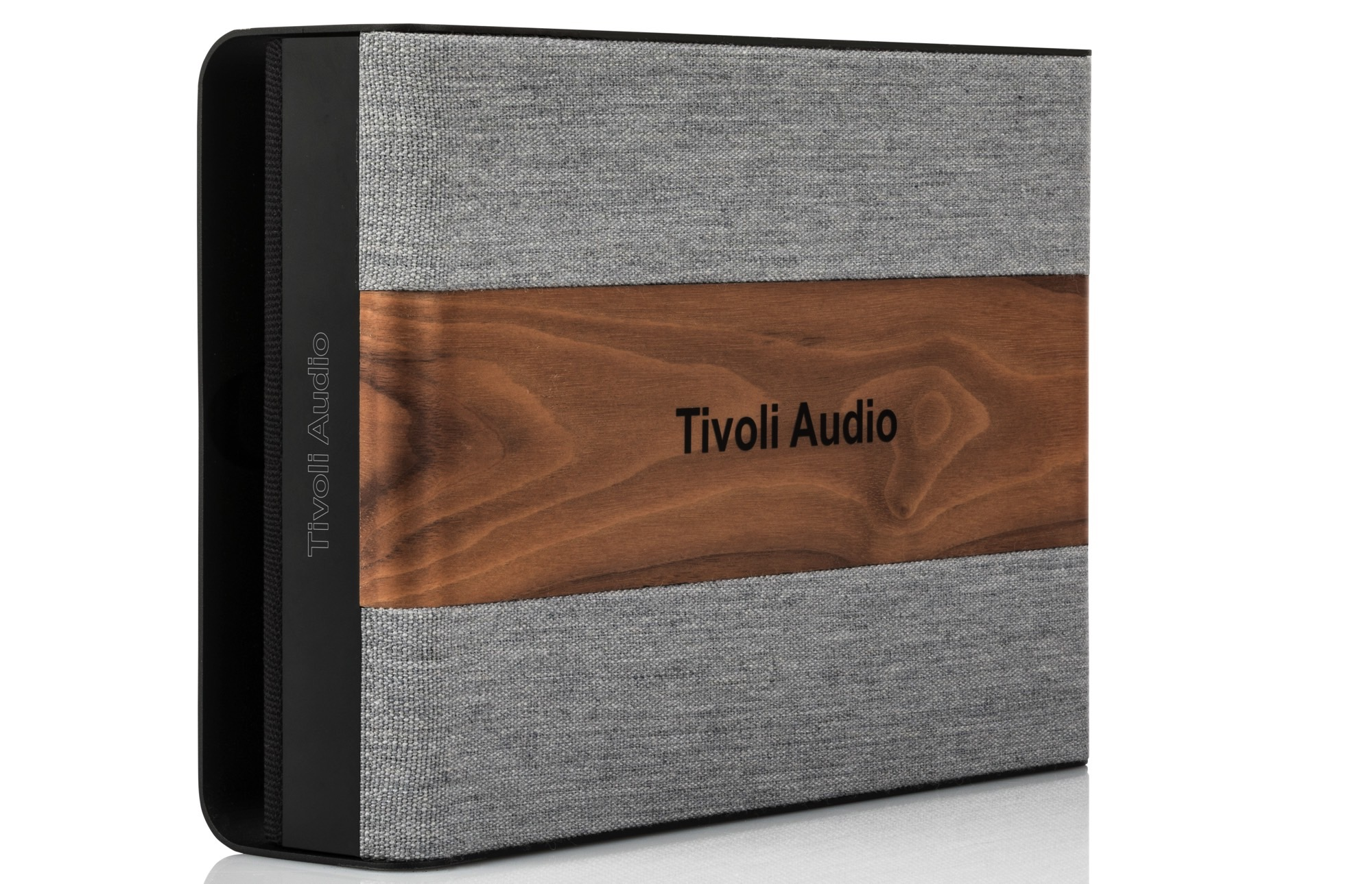 wireless tivoli audio model subwoofer has the looks to. Black Bedroom Furniture Sets. Home Design Ideas