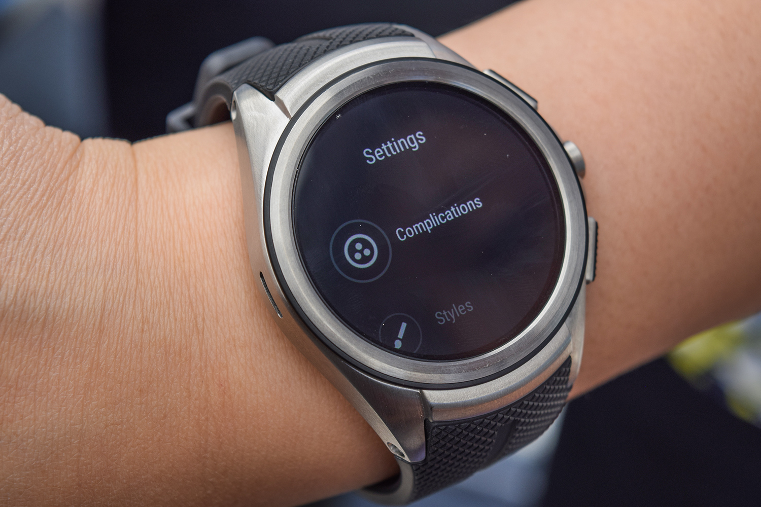 Android Wear 2.0 watches can be updated via the Google ...