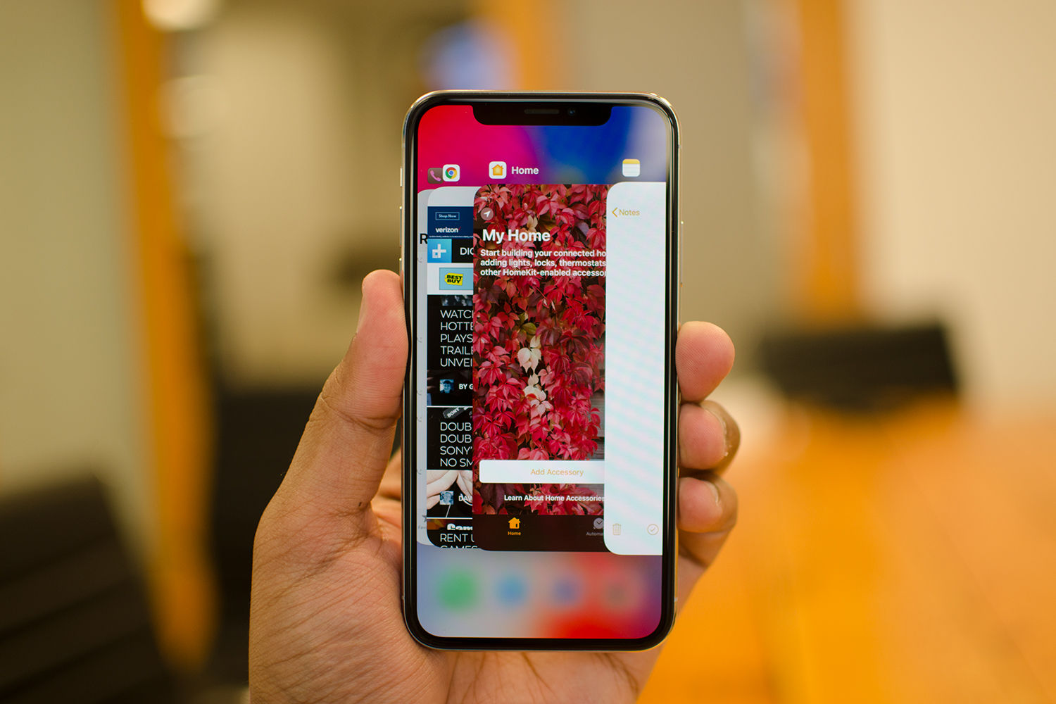 These Apps Will Get Rid Of The Notch On The Iphone X 39 S