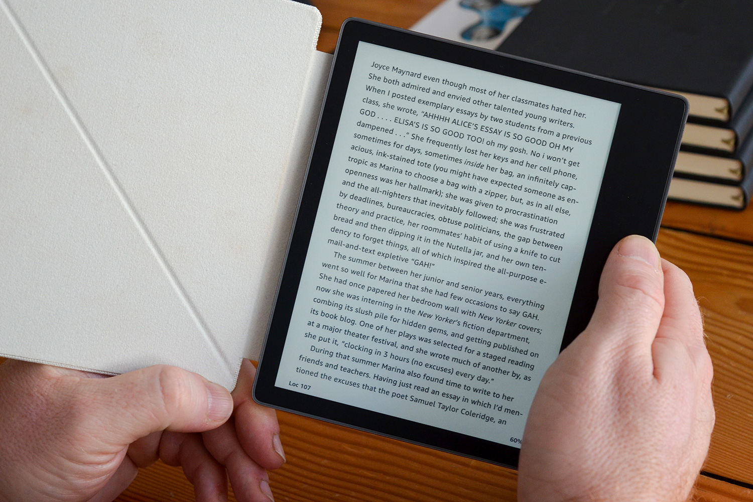 The best ebook reader of 2018 and 4 great alternatives digital amazin kindle oasis review 2017 page fandeluxe Images
