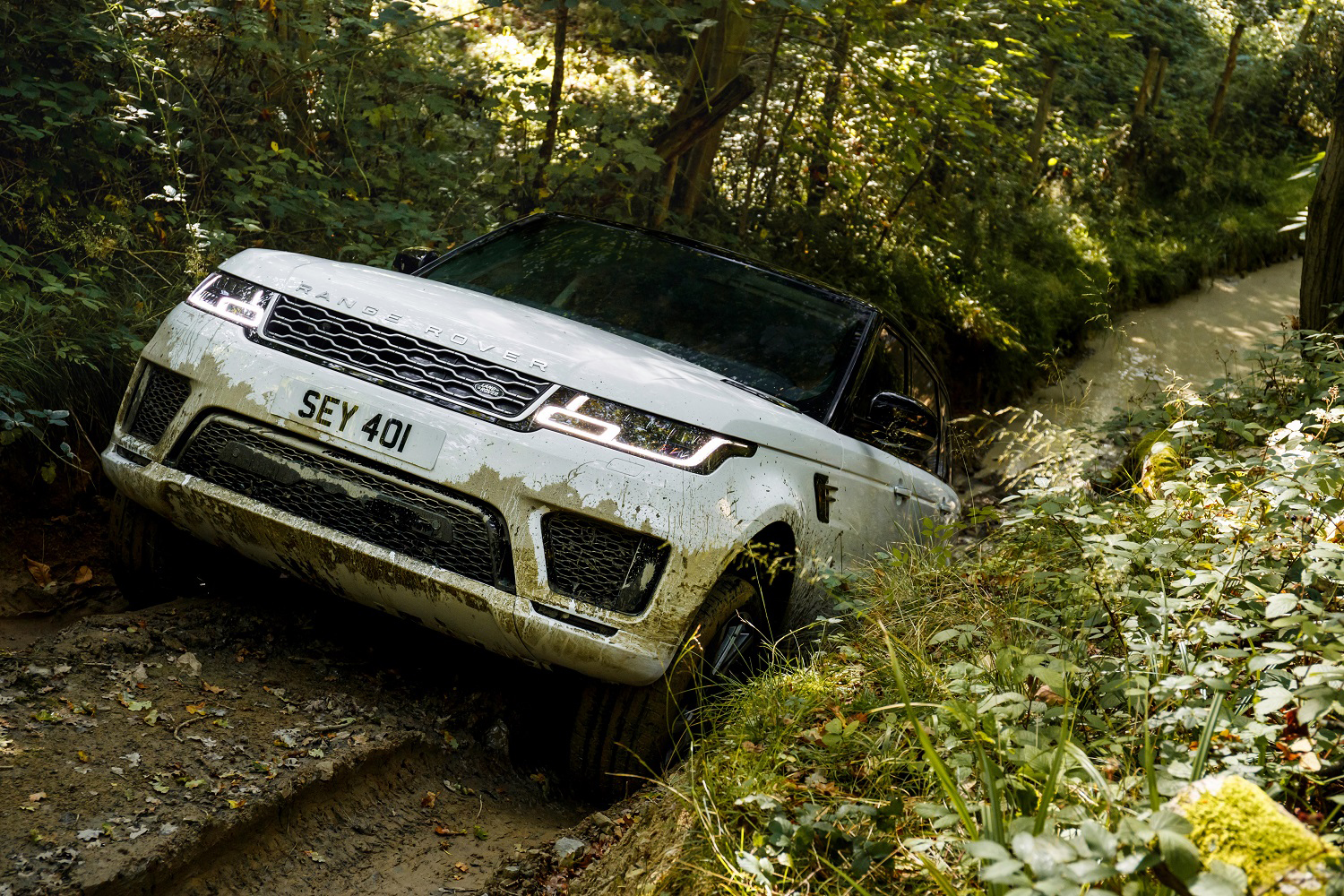 Updated 2018 Range Rover Sport announced