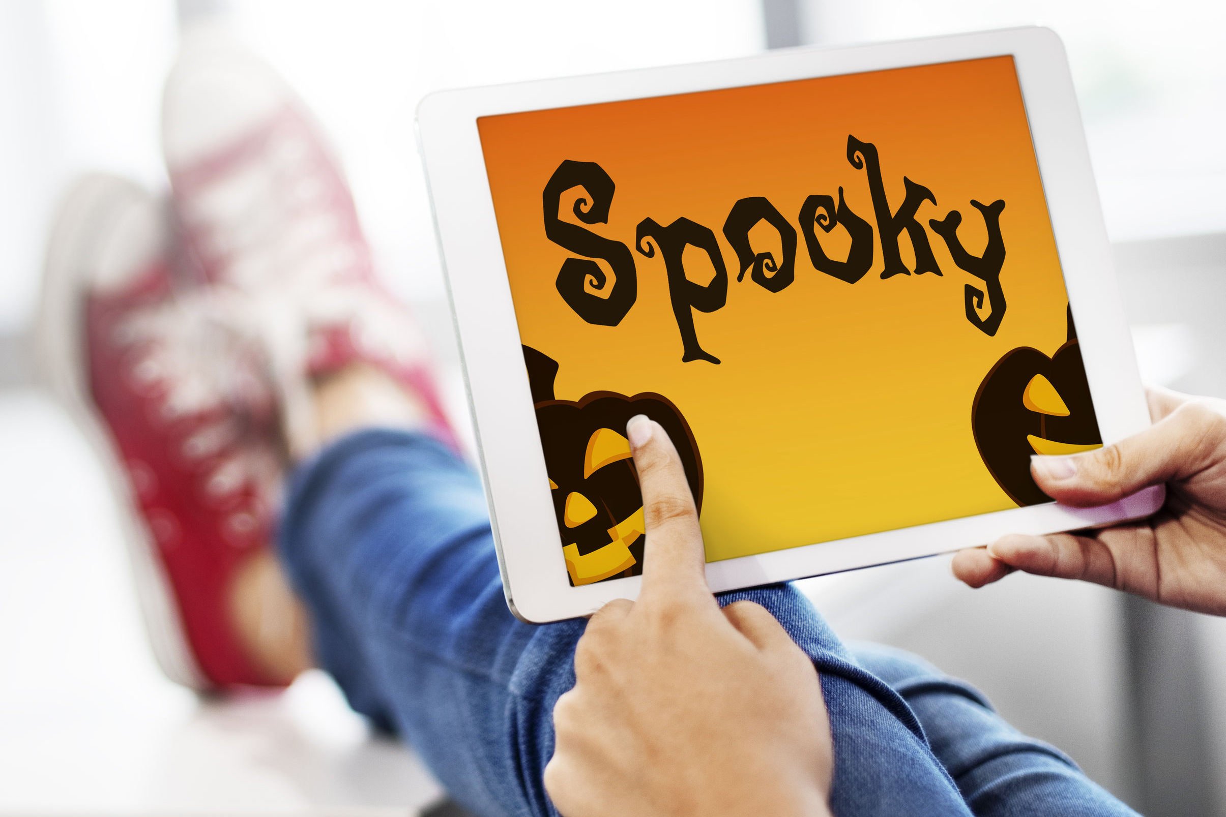 Image result for spooky job search