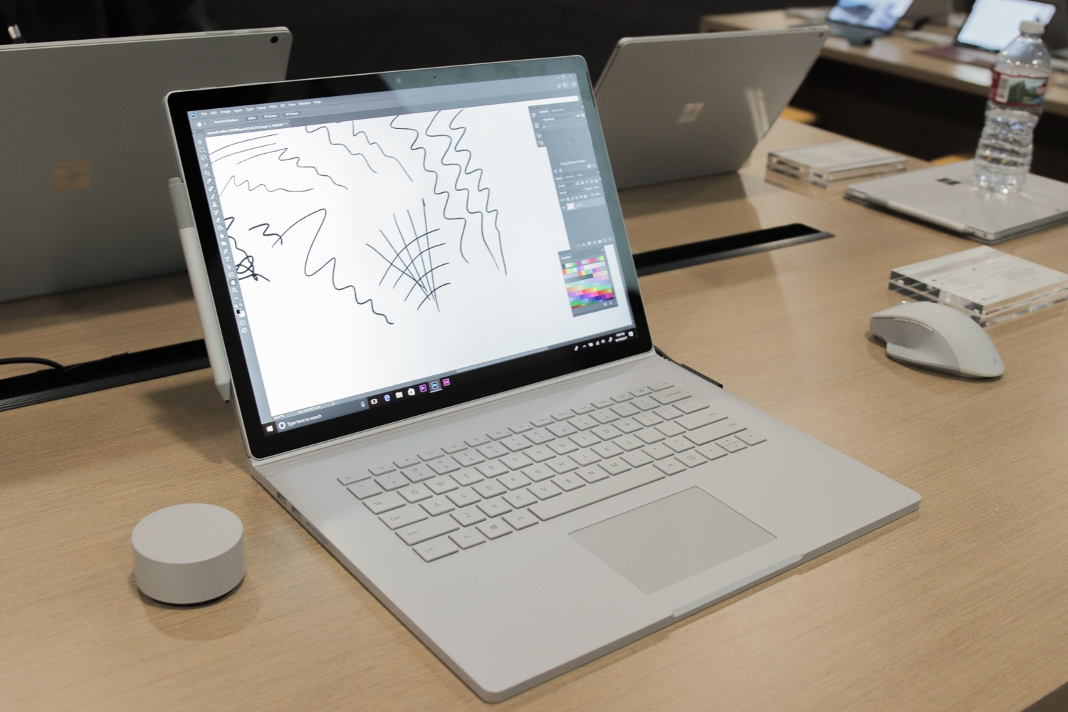 surface book 2 vs surface book does the challenger unseat the king digital trends. Black Bedroom Furniture Sets. Home Design Ideas