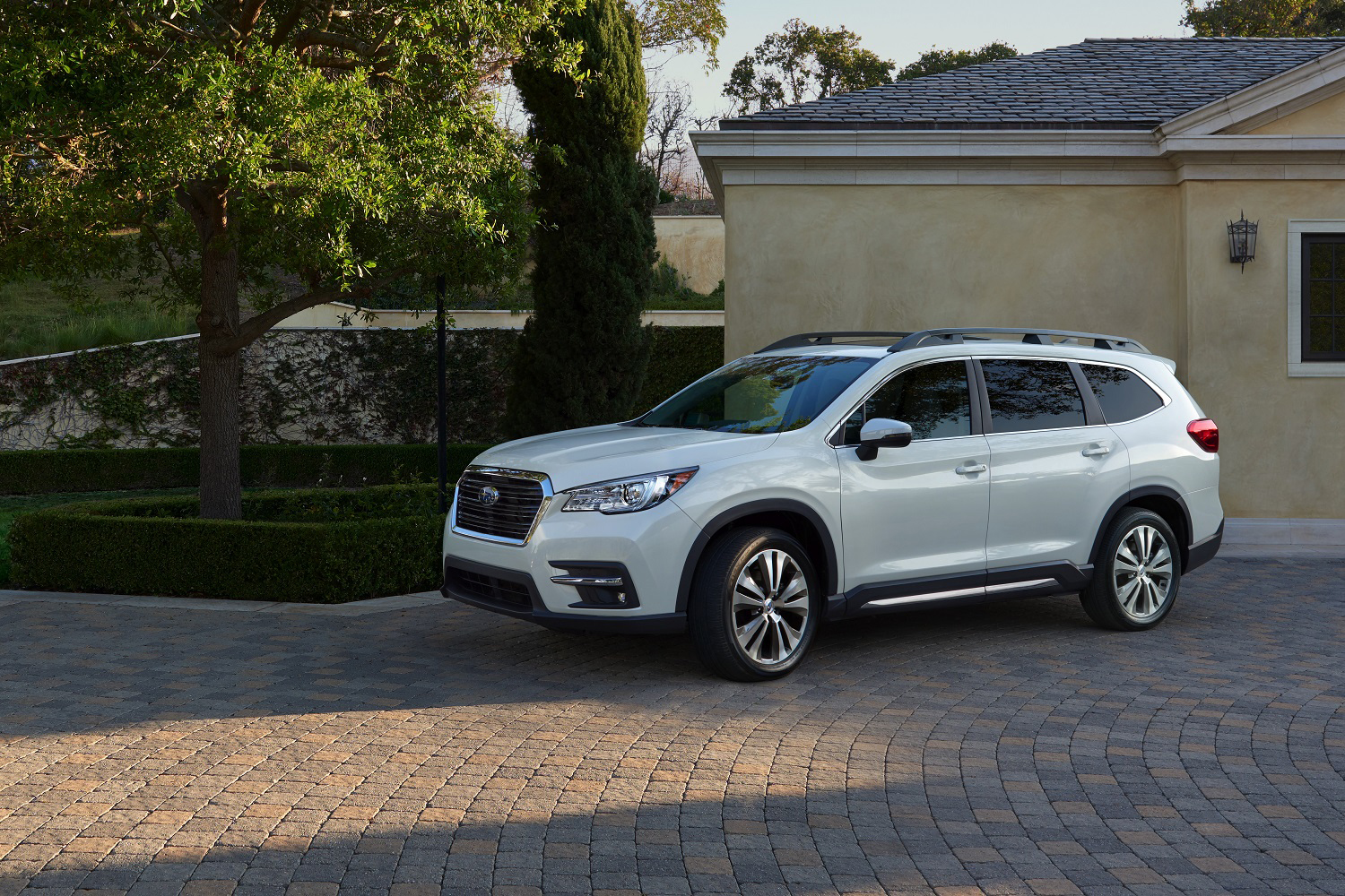 haul more kids or dogs in the 2019 subaru ascent crossover. Black Bedroom Furniture Sets. Home Design Ideas