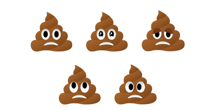 How This Frowning Pile Of Poo Emoji Started A Messy Conflict