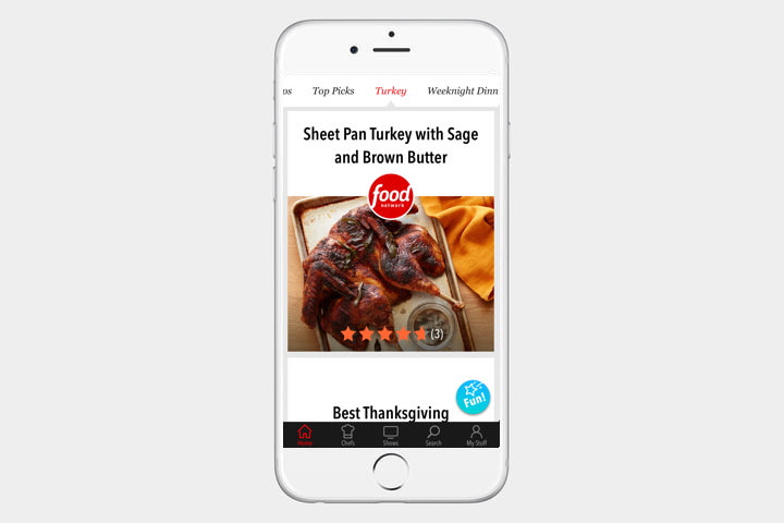 The best recipe apps for android and ios digital trends food networks in the kitchen brings all your favorite tv chefs from the network directly to your mobile device there are over 70000 recipes to choose forumfinder Images