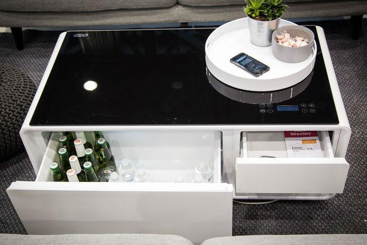 best high tech furniture sobrosmartcoffeetable 3. The Best High Tech Furniture Pieces To Give Your Home a Smart