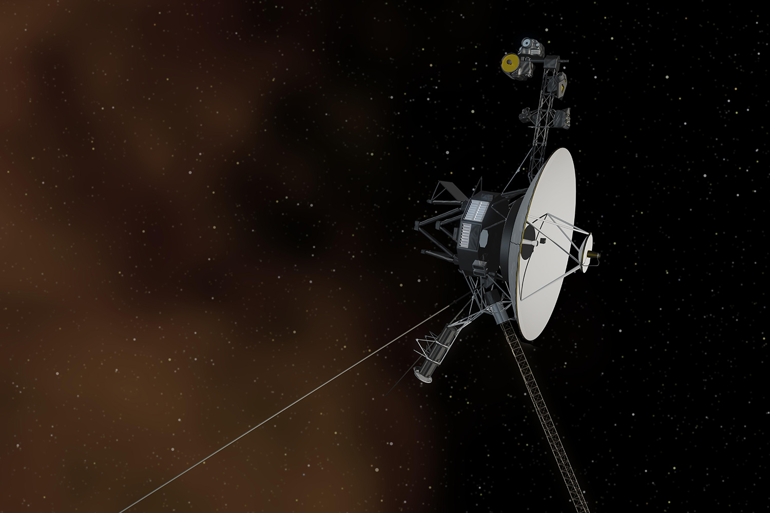 Humanity's Most Distant Traveler Still Going After 37 Years, 13 Billion Miles