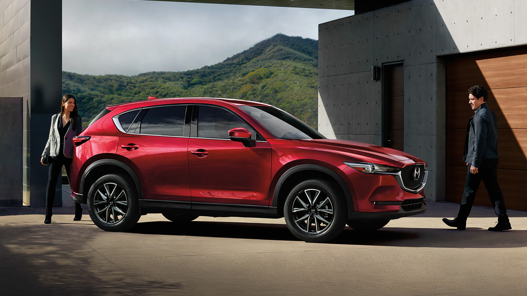 2018 mazda cx 5 release date pictures specs prices features digital trends. Black Bedroom Furniture Sets. Home Design Ideas
