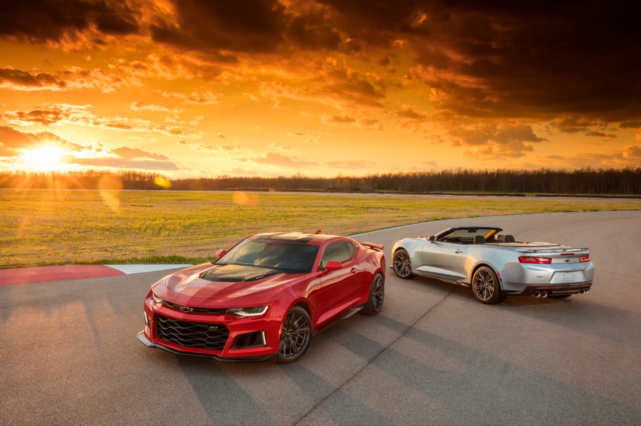 2018 Chevy Camaro Release Dates Prices Specs And