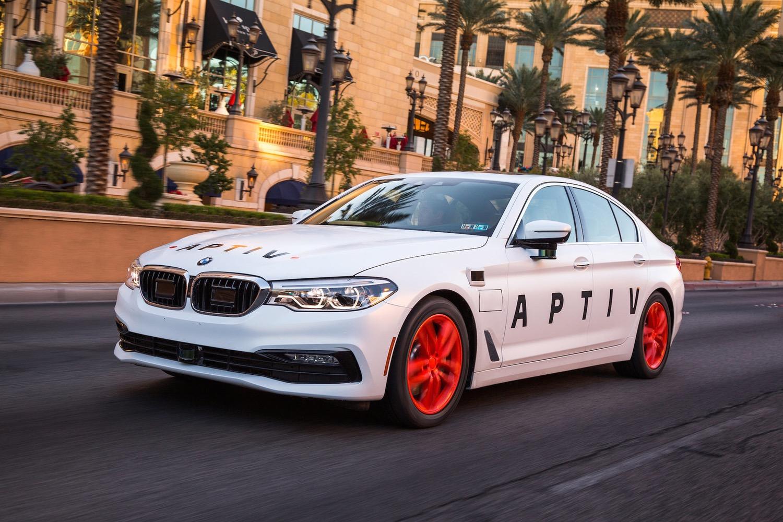 Delphi Rebrands Itself As Aptiv Sharpens Focus On