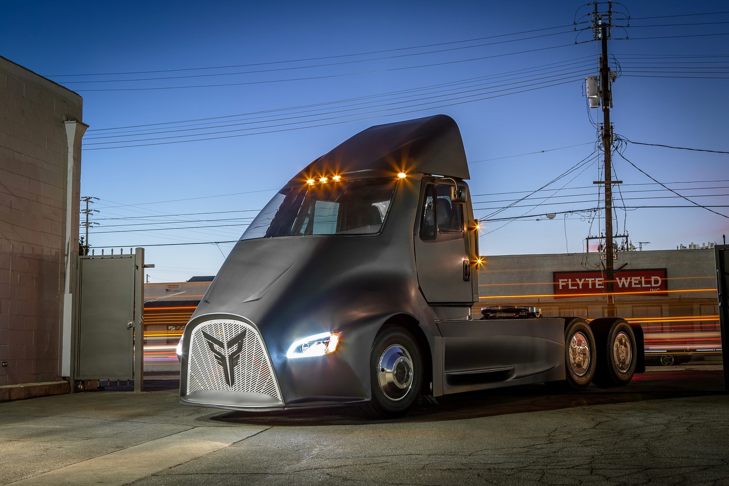 Thor Trucks Wants To Take On Tesla With Its Own Electric