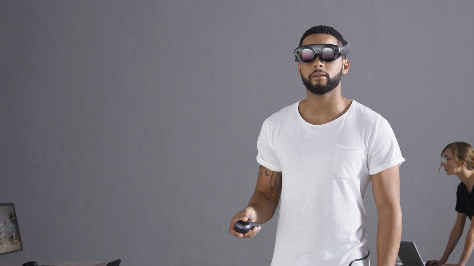 Magic Leap One™ equipo para desarrolladores de Realidad Aumentada