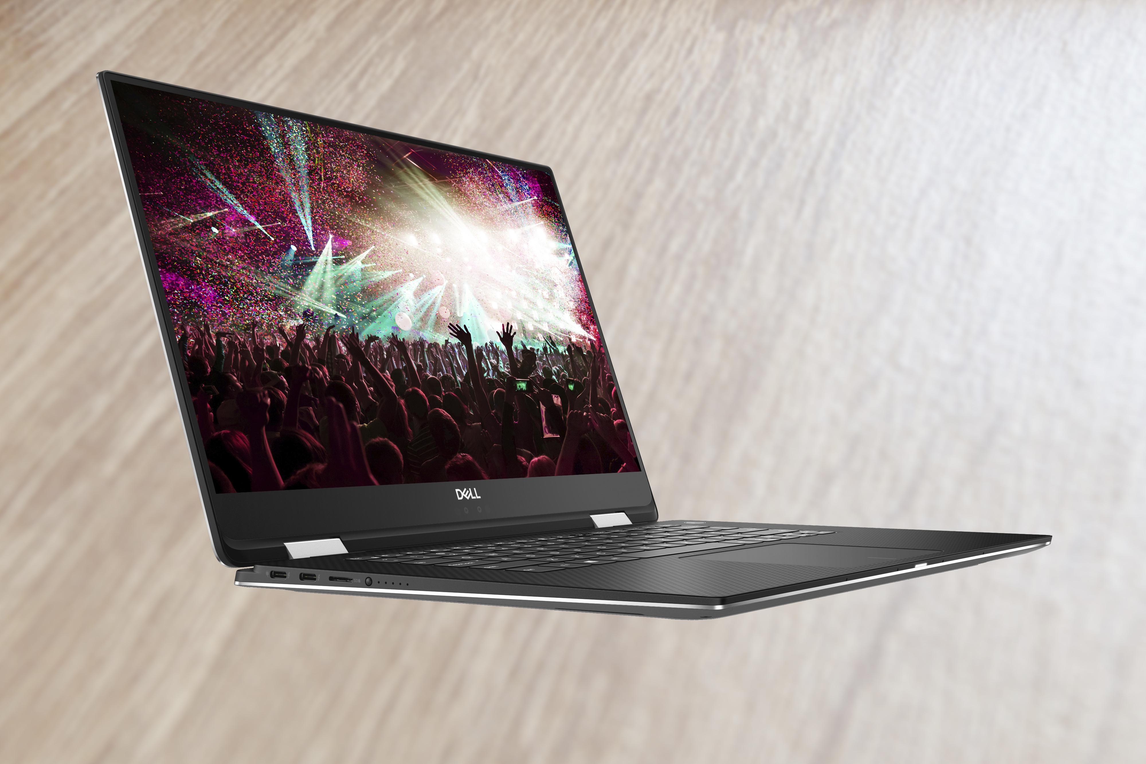 Kết quả hình ảnh cho Dell XPS 13 (2018) vs XPS 15 (2-in-1)