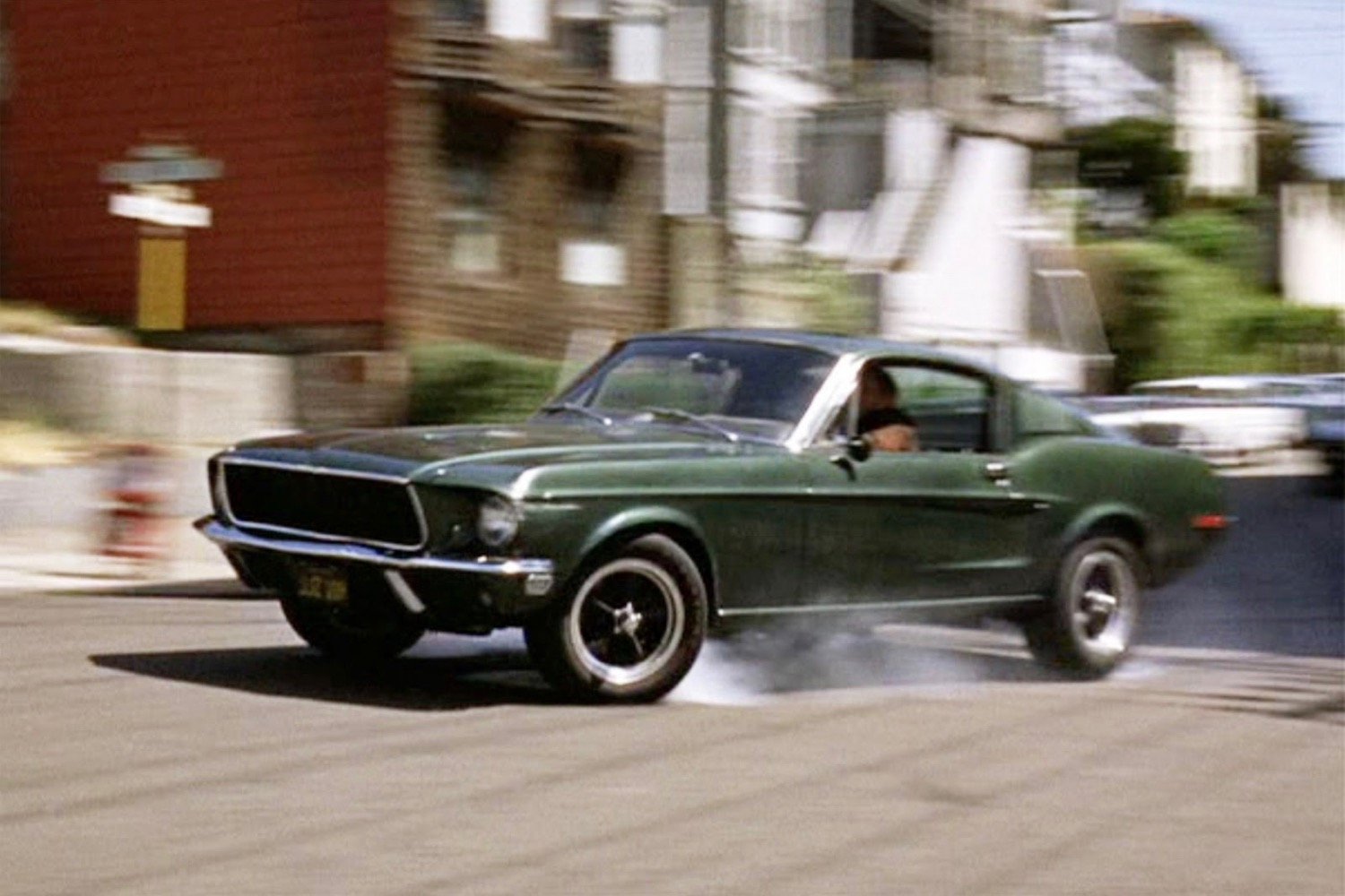 as bullitt turns 50 special edition ford mustang may debut at detroit auto show. Black Bedroom Furniture Sets. Home Design Ideas