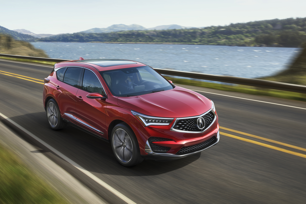 The 2019 Acura RDX Prototype shows off style, performance ...
