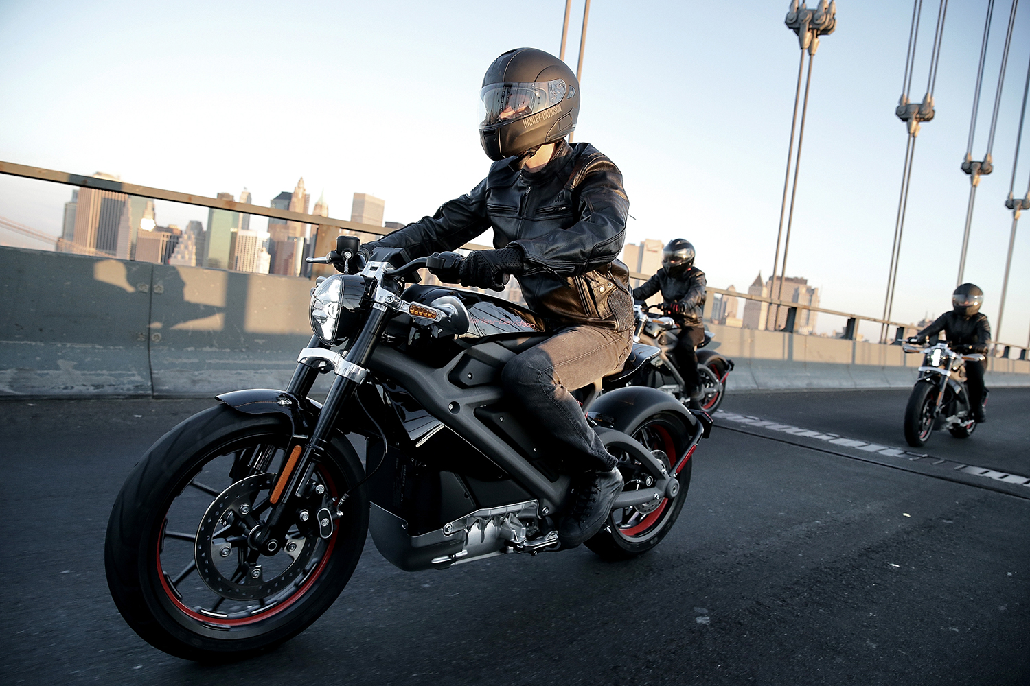 Harley Davidson Electric Motorcycle Coming In 18 Months