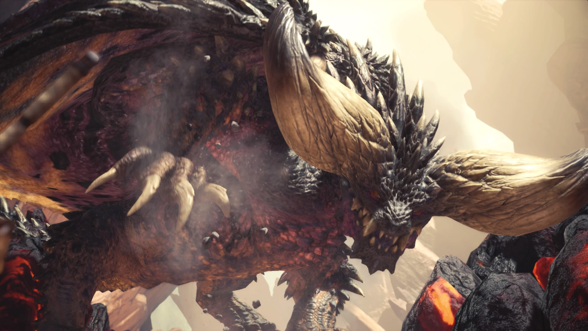 Anime Characters Monster Hunter World : Monster hunter world beginner s guide digital trends