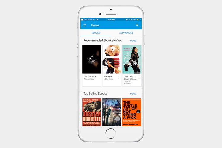 The best iphone apps available right now july 2018 page 5 google play books offers millions of titles to choose from that you can read even when youre offline any notes taken while reading will automatically sync fandeluxe Choice Image