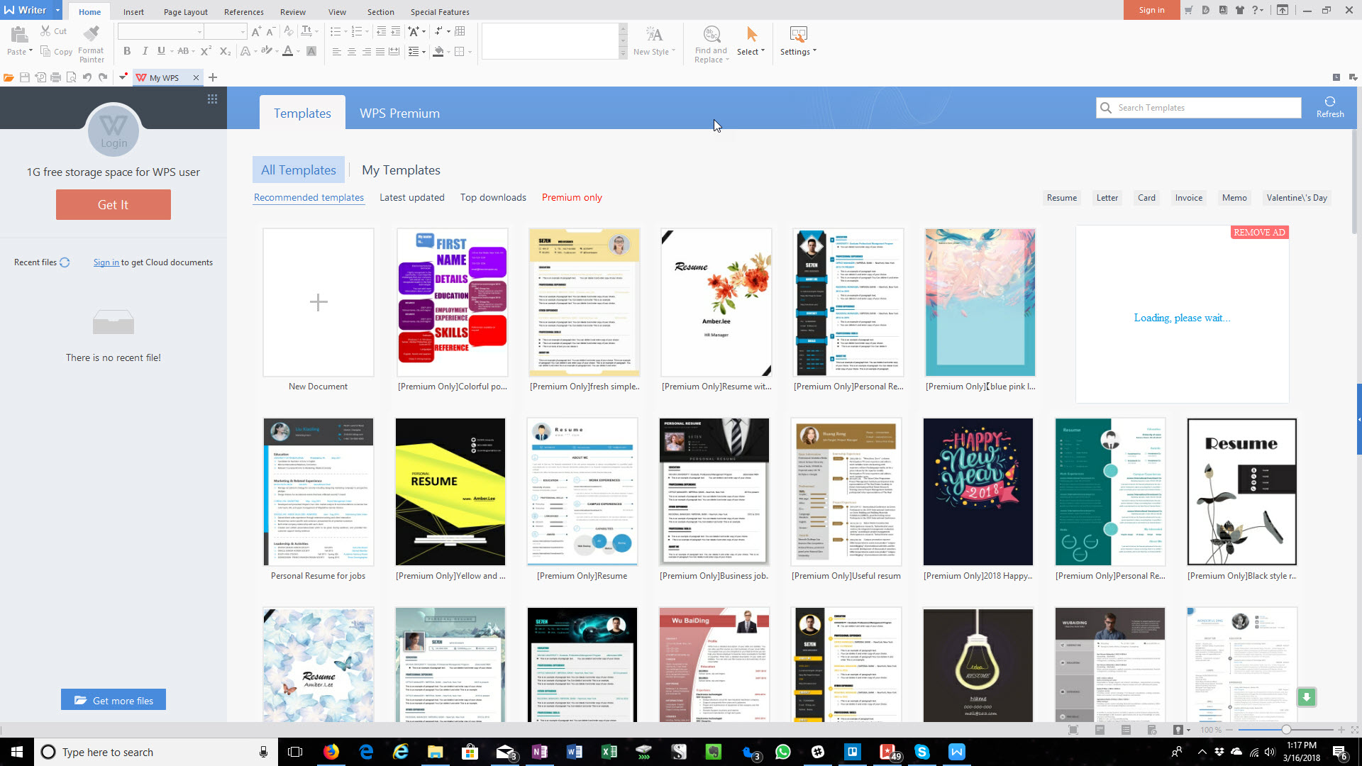 microsoft office 7 on windows 10