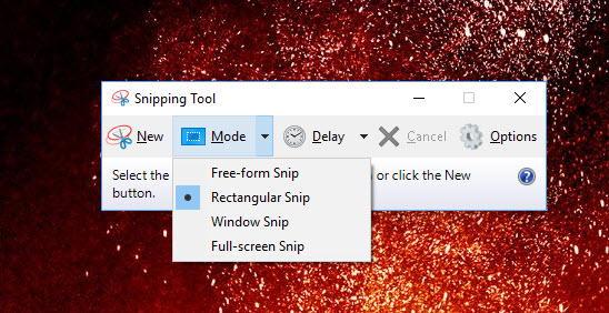 How to take a screenshot on a windows pc digital trends mark coppockdigital trends ccuart Gallery