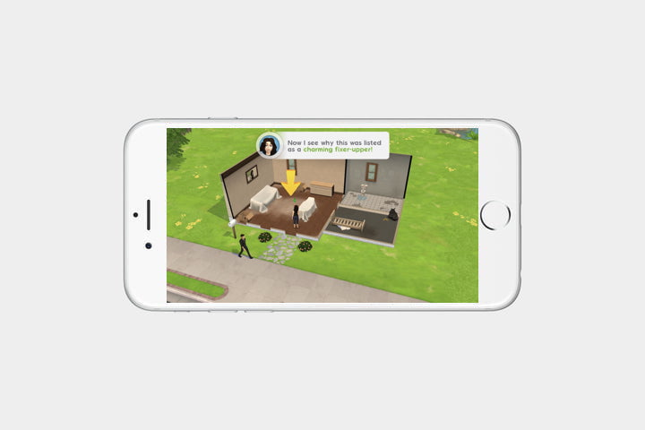 If Youre Looking For A Blast From The Past Sims Mobile Has All Nostalgia Packed Into It With Bit Of Millennial Spin To