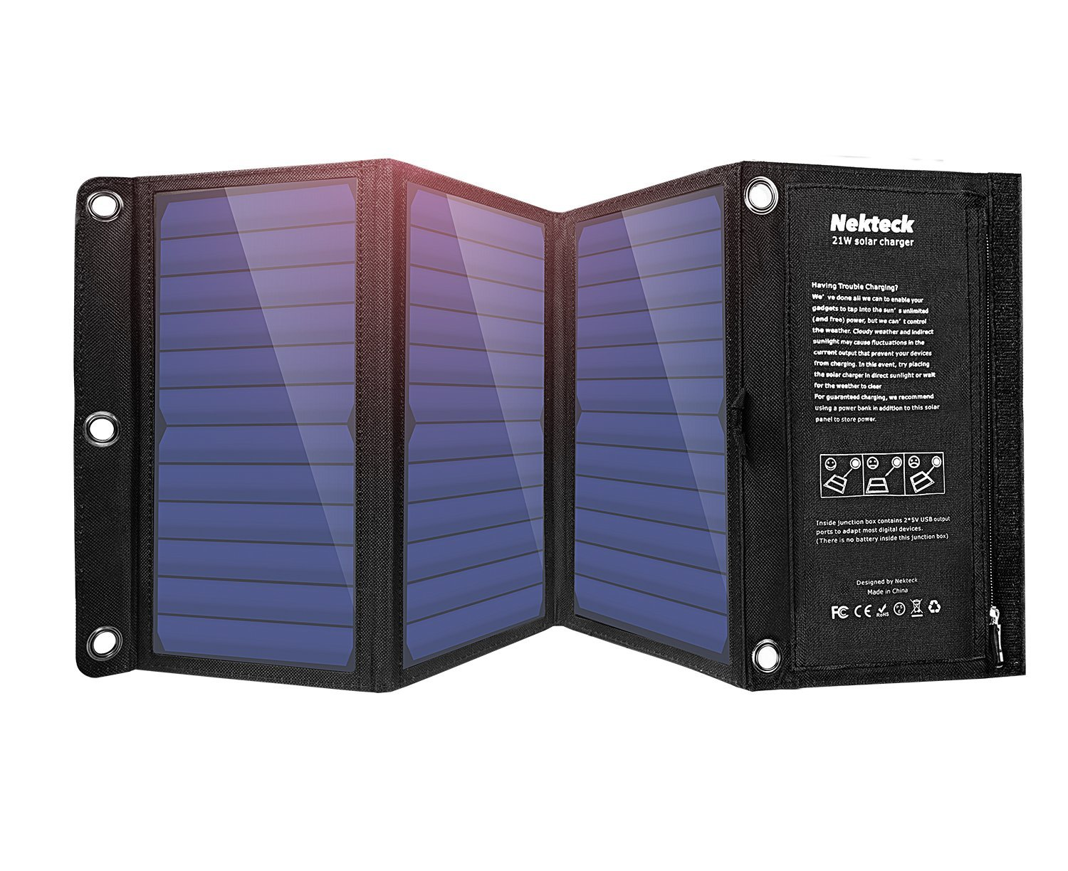 The best solar chargers for your smartphone or tablet digital trends best solar chargers nekteck greentooth