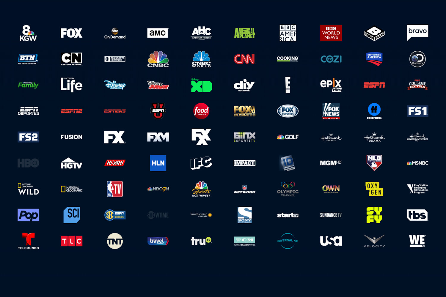 PlayStation Vue: The M...