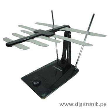 Digitronik antena hd para tv hd y an loga vhf uhf - Antena de television precio ...
