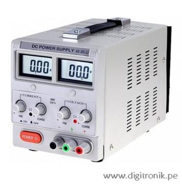 Digitronik Fuente De Alimentaci 243 N Digital Regulable 0
