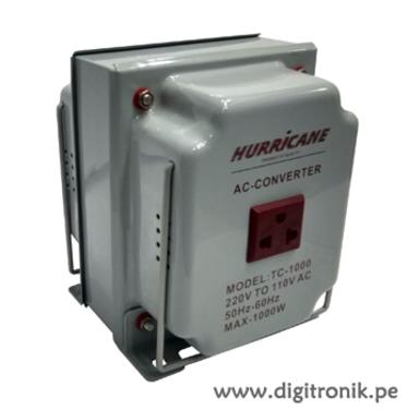 Digitronik transformador de corriente 220v 110v 1000w for Transformadores de corriente 220v a 12v