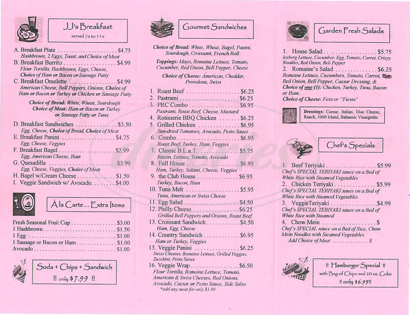 how to change jupiter menu