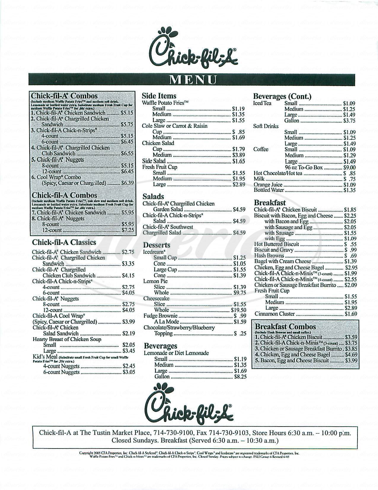 situational analysis chickfila The signature product of chick-fil-a is the chicken sandwich chicken consists of over 20 different seasonings company environment situational analysis history.